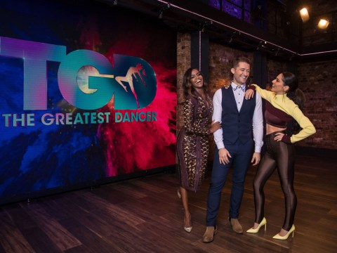 What time is The Greatest Dancer on TV tonight and who are the judges?