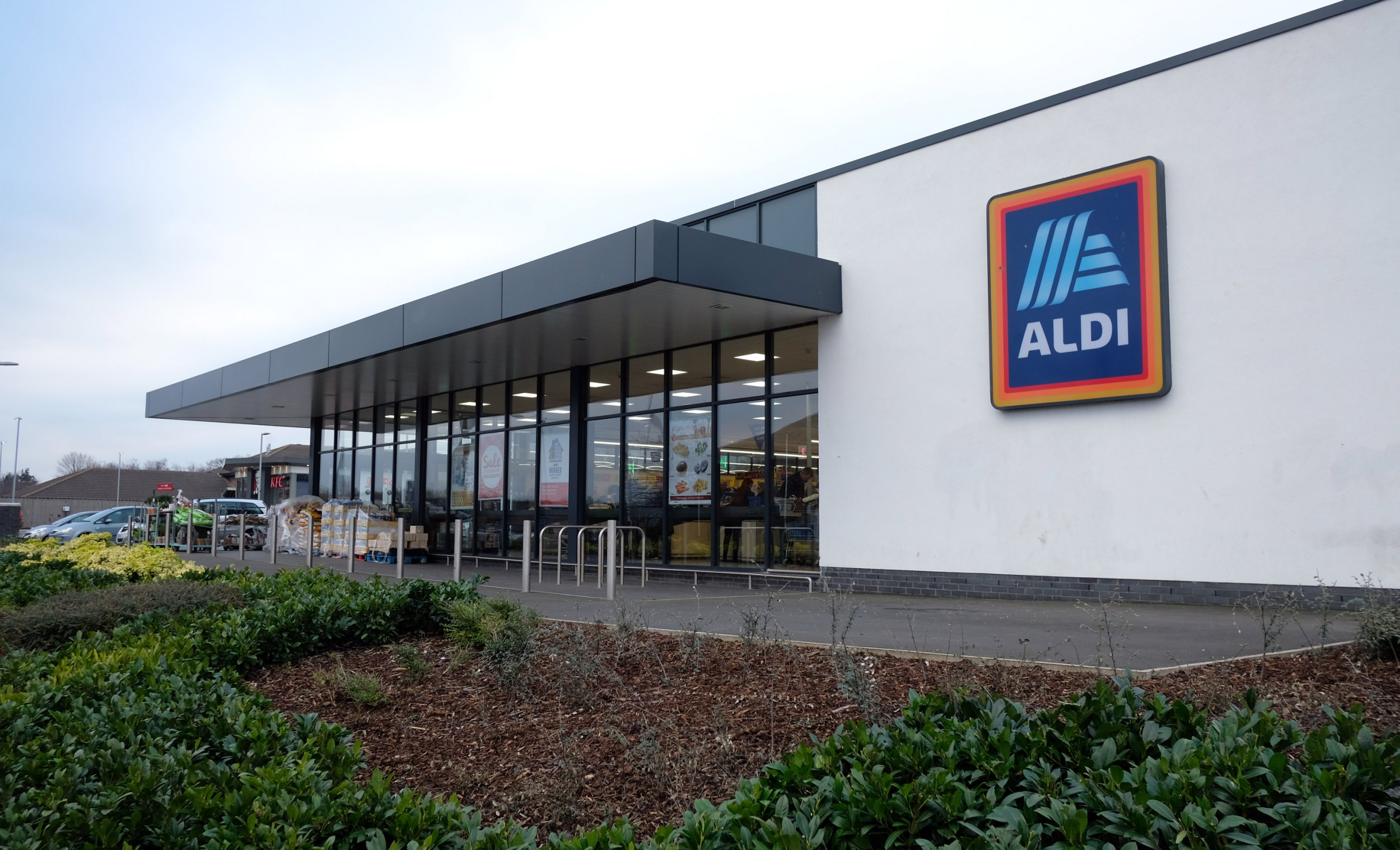 WITH VIDEO Maxine Appleton from Acklam who says she feels violated and that her human rights were breached after staff at Aldi in Coulby Newham demanded to look in her handbag at the check out, in case she had tried to steal from the shop. She claims staff said it was company policy. Aldi in Coulby Newham