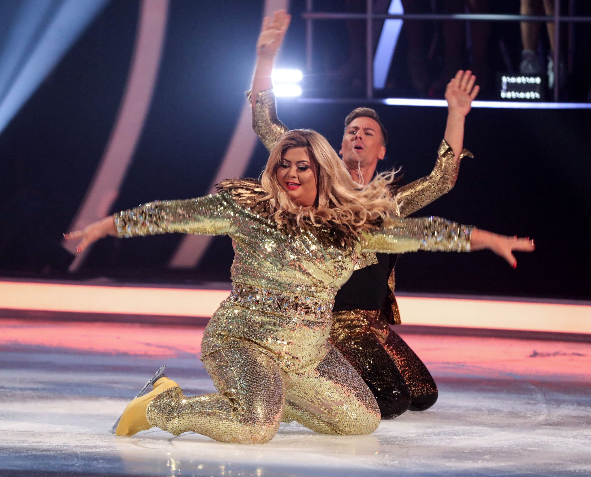 Matt Evers confirms he had little rehearsal time with Gemma Collins amid Dancing On Ice feud