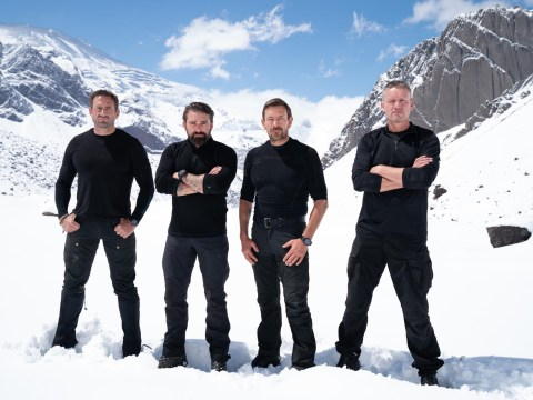 Where is SAS: Who Dares Wins filmed?