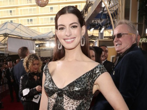 Anne Hathaway gets very real about anxiety over awards season in early days of her career