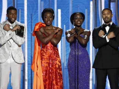 Wakanda you believe it? Black Panther was completely snubbed at the Golden Globes 2019