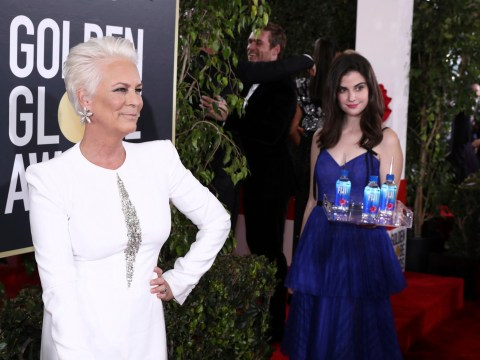 Fiji Water Girl isn't loved by everyone as Jamie Lee Curtis rages over viral PR stunt