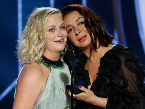 Golden Globes 2019 viewers think Maya Rudolph and Amy Poehler would make perfect Oscars hosts