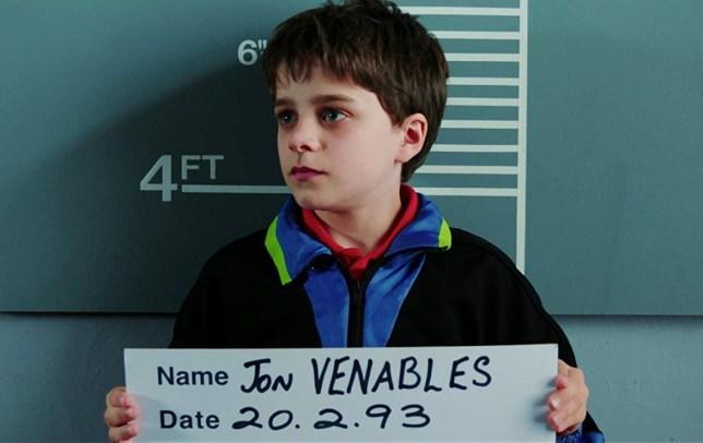 Still from Oscar-nominated short film, Detainment