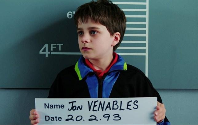 Detainment film about James Bulger