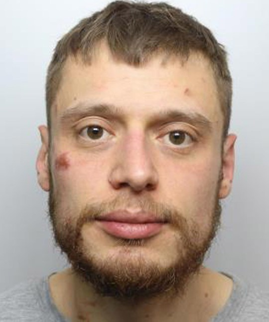 Undated South Yorkshire Police handout photo of Luca Jelic, who has been jailed for three and a half years after he sexually assaulted a female police officer as she was trying to restrain him. PRESS ASSOCIATION Photo. Issue date: Monday January 7, 2019. See PA story COURTS Officer. Photo credit should read: South Yorkshire Police/PA Wire NOTE TO EDITORS: This handout photo may only be used in for editorial reporting purposes for the contemporaneous illustration of events, things or the people in the image or facts mentioned in the caption. Reuse of the picture may require further permission from the copyright holder.