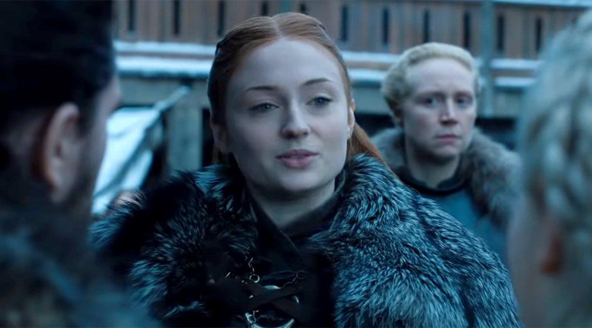 Sansa Stark in Game of Thrones season 8 teaser trailer (Picture: HBO)