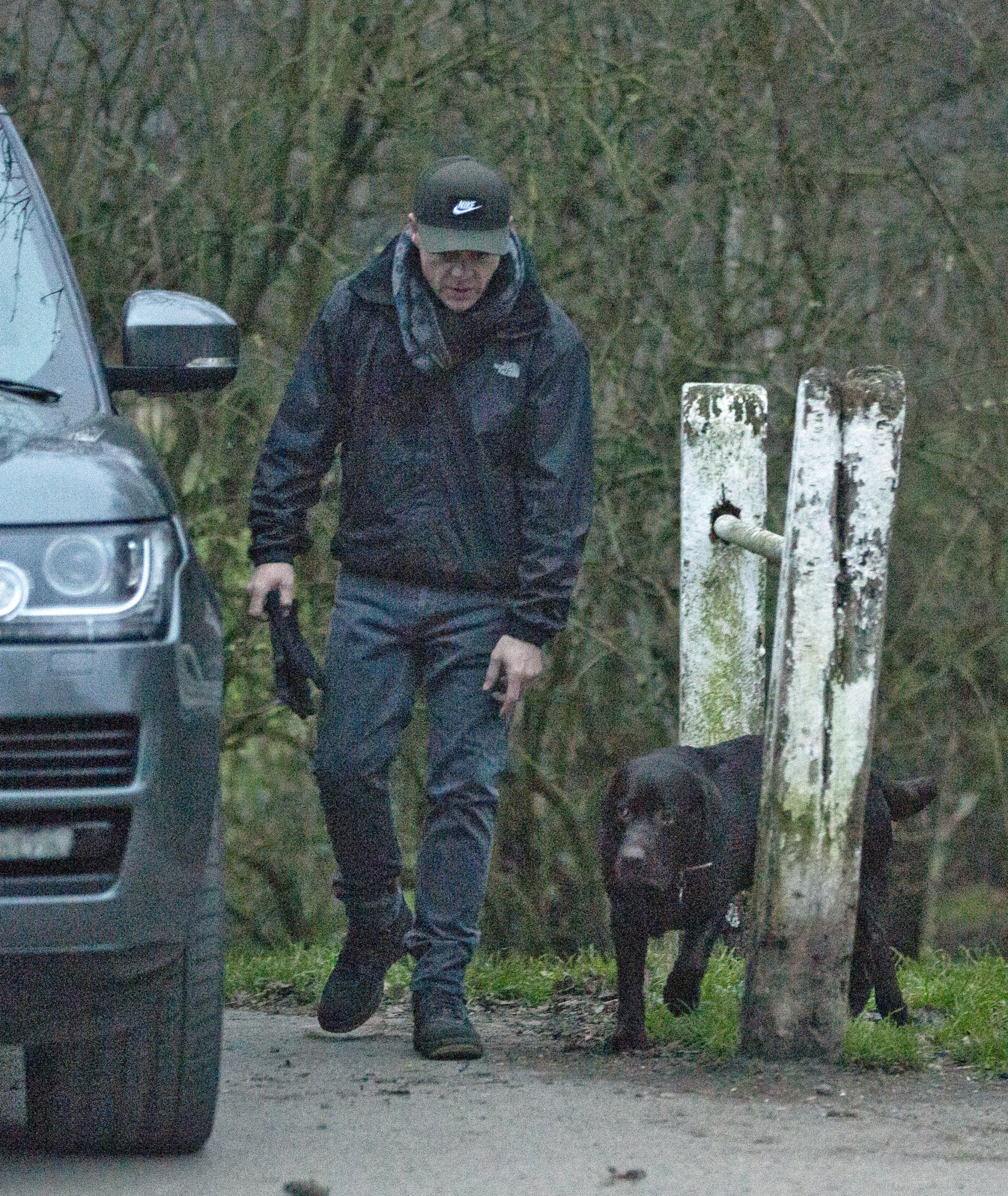 EXCLUSIVE: * Online Set Fee 250 GBP * * UK Print Min Set Fee 250 GBP - Double Fees Page 1 * British TV Presenter Ant McPartlin spotted out for a walk with his dog Hurley in London, England, UK. Pictured: Ant McPartlin Ref: SPL5053477 070119 EXCLUSIVE Picture by: SplashNews.com * Online Set Fee 250 GBP * * UK Print Min Set Fee 250 GBP - Double Fees Page 1 * Splash News and Pictures Los Angeles: 310-821-2666 New York: 212-619-2666 London: 0207 644 7656 Milan: 02 4399 8577 photodesk@splashnews.com World Rights