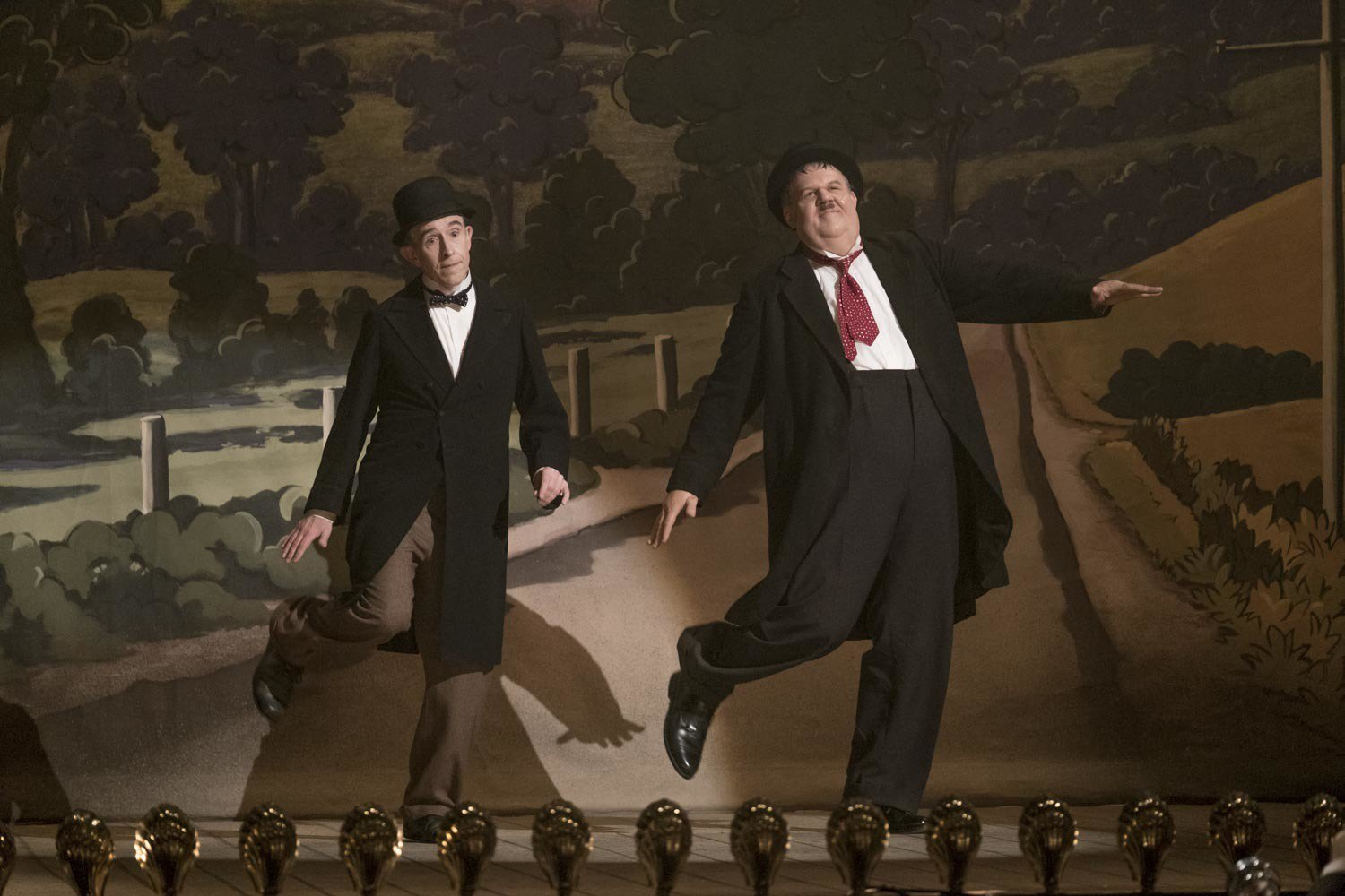 Picture: BBC Films Stan and Ollie