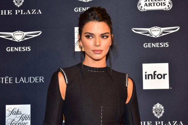 NEW YORK, NY - SEPTEMBER 07: Kendall Jenner attends The Worldwide Editors Of Harper's Bazaar Celebrate ICONS by Carine Roitfeld presented by Infor, Stella Artois, FUJIFILM, Estee Lauder, Saks Fifth Avenue and Genesis at The Plaza Hotel on September 7, 2018 in New York City. (Photo by Sean Zanni/Patrick McMullan via Getty Images)