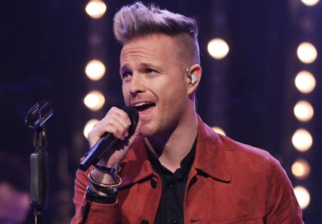 Nicky Byrne of Westlife during the filming for the Graham Norton Show at BBC Studioworks 6 Television Centre, Wood Lane, London, to be aired on BBC One on Friday evening. PRESS ASSOCIATION Photo. Picture date: Thursday January 10, 2019. Photo credit should read: PA Images on behalf of So TV