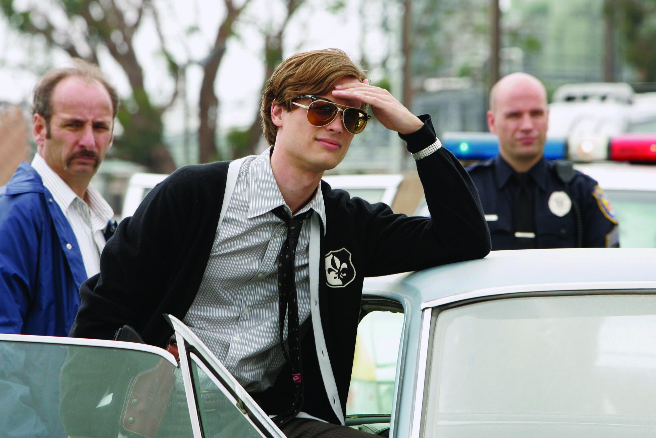 Editorial use only. No book cover usage. Mandatory Credit: Photo by Snap Stills/REX/Shutterstock (2095682t) Matthew Gray Gubler Criminal Minds - 2005