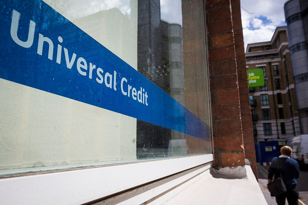 Four single mothers win high court challenge over controversial universal credit payments Getty Images
