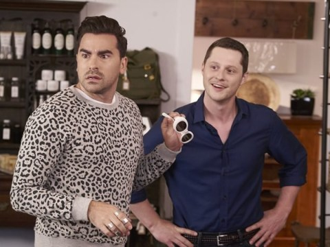 Schitt's Creek's Dan Levy faced homophobia obstacle with Patrick's coming out story