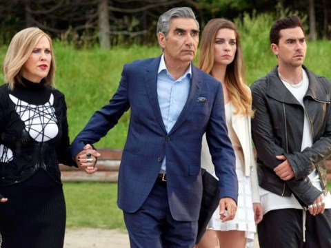 Schitt's Creek's would have been 'destroyed' over coronavirus claims Dan Levy: 'We would have been done'