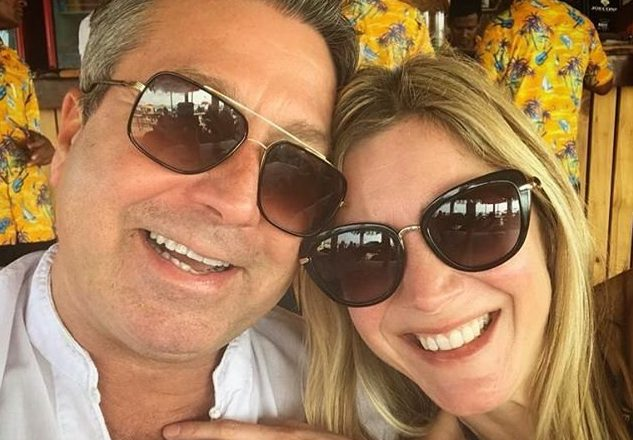 Lisa Faulkner feels 'blessed' to be marrying John Torode following surprise Christmas Day engagement