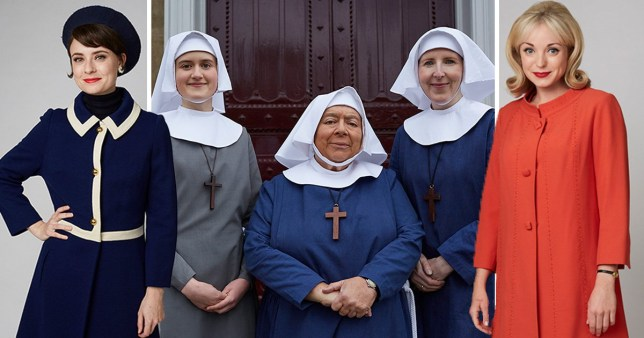 Call The Midwife Season 5 Christmas Special.Call The Midwife S8 Where S Sister Winifred Who Are The