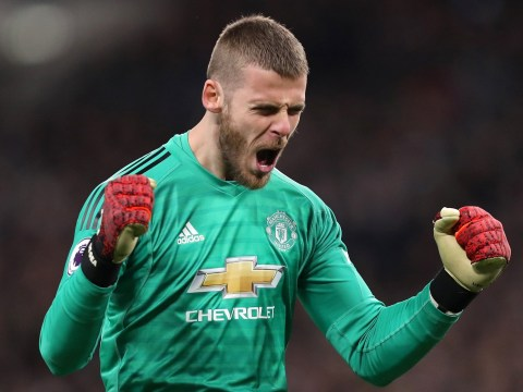 David De Gea makes decision over signing new contract with Manchester United