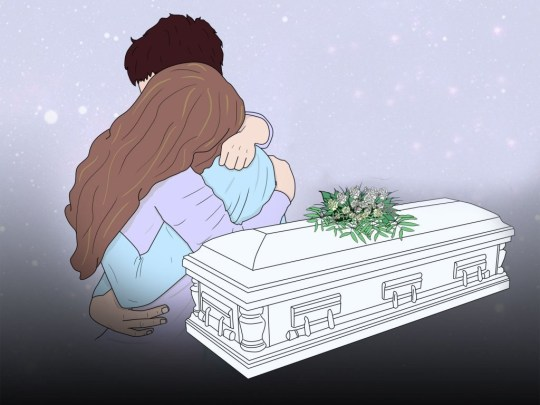 How do you talk to someone who is recently bereaved?