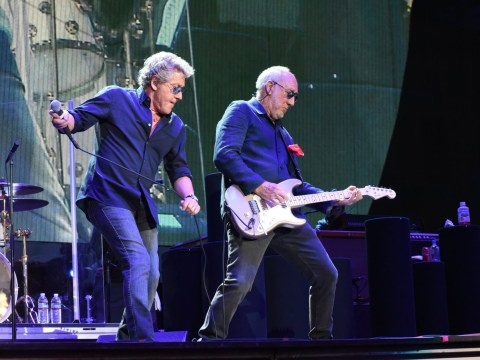 The Who are coming back to Wembley Stadium this summer