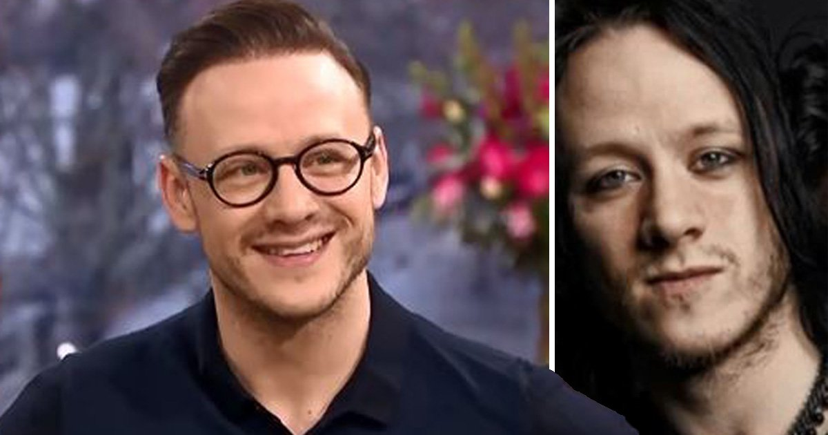 Kevin Clifton failed first Strictly Come Dancing audition as he was too 'emo'