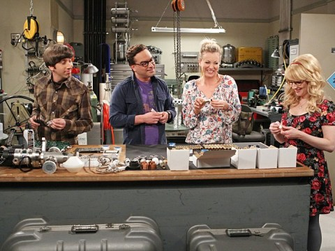 When is The Big Bang Theory ending in the UK?