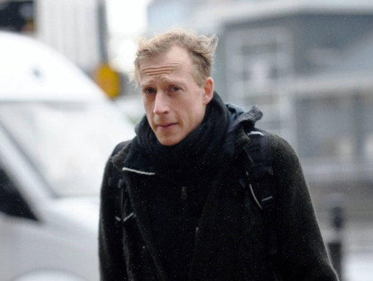 """Dated: 14/01/2019 BOMB ARTWORK STUDENT SPARED JAIL Student Thomas Ellison, 33, of Fenham, Newcastle, placed the lunchbox containing wires, a circuit board and a doll on Newcastle's High Level Bridge. A member of the public called the police, leading to parts of the city centre being sealed off. He pleaded guilty to causing a public nuisance but claimed it was """"art"""". See VIDEO and Copy by North News Note File Pic from previous appearance"""