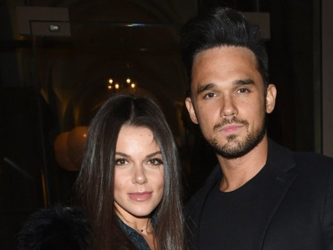 Why did Faye Brookes and Gareth Gates split and how long were they engaged for?