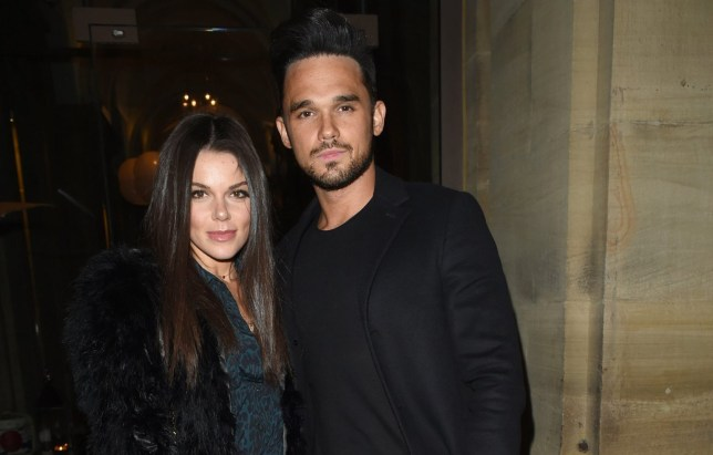 Why did Faye Brookes and Gareth Gates split?