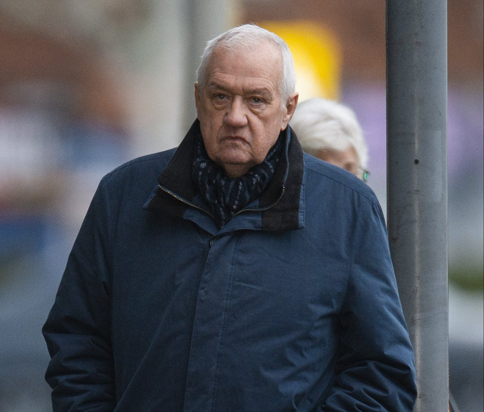 epa07285606 Former Police Chief Suptrintendant David Duckenfield arrives at Preston Crown Court, in north west England, 15 January 2019. Media reports state that the manslaughter trial of former Police Chief Suptrintendant David Duckenfield is taking place at Preston Crown Court where he is facing charges of the manslaughter of 95 Liverpool supporters. David Duckenfield was the police match commander at the English soccer FA Cup semi final between Liverpool and Nottingham Forest at the Sheffield Wednesday ground in Sheffield, northern England on 15 April 1989 where 95 Liverpool supporters died. Duckenfield denies all charges. EPA/PETER POWELL