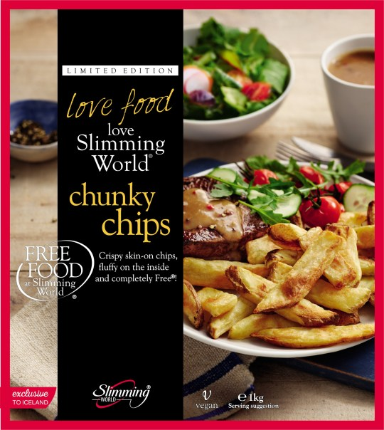 Iceland S Slimming World Chips Are Back In Stores Metro News