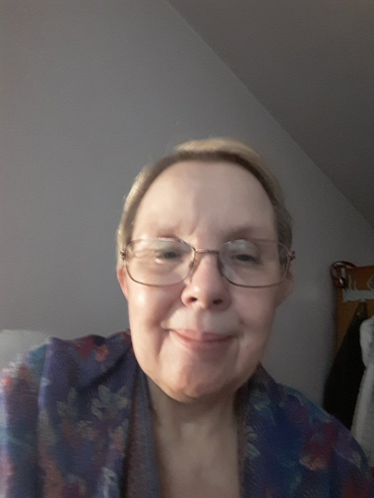 FERRARI PRESS AGENCY....Disabled woman?Lynne Clucas who is angry after police officers raided her home falsely thinking a drug suspect was living there i Thamesmead, south east London