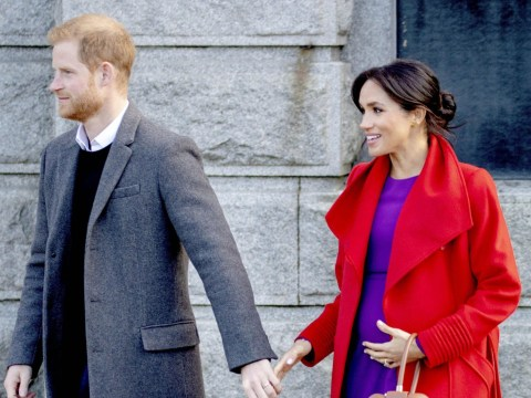 Royal baby name odds suggest Meghan and Harry will name their child after Princess Diana