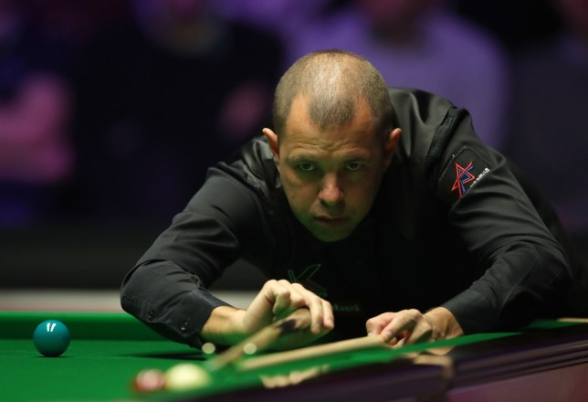 Barry Hawkins during day three of the 2019 Dafabet Masters at Alexandra Palace, London. PRESS ASSOCIATION Photo. Picture date: Tuesday January 15, 2019. See PA story SNOOKER London. Photo credit should read: Adam Davy/PA Wire