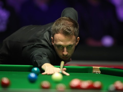 Judd Trump: I only don't play snooker when I'm hungover
