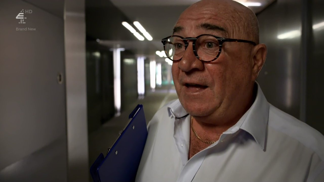 Brendan is forced to go to Charlotte and Josh's room to get them up and finds Josh naked and Charlotte being sick on 'Celebrity Coach Trip'. Broadcast on E4 Featuring: Brendan Sheerin When: 15 Jan 2019 Credit: Supplied by WENN **WENN does not claim any ownership including but not limited to Copyright, License in attached material. Fees charged by WENN are for WENN's services only, do not, nor are they intended to, convey to the user any ownership of Copyright, License in material. By publishing this material you expressly agree to indemnify, to hold WENN, its directors, shareholders, employees harmless from any loss, claims, damages, demands, expenses (including legal fees), any causes of action, allegation against WENN arising out of, connected in any way with publication of the material.**