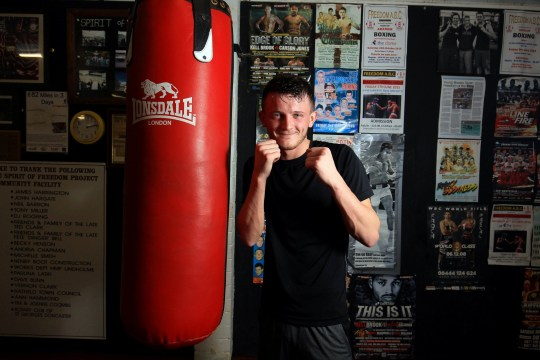 FILE PHOTO Boxer Tom Bell at the Freedom Project ABC, Hatfield See SWLEshooting; A young boxer has died after being hit by a bullet in a suspected drive-by shooting at a pub last night (Thurs). Tom Bell, 21, was inside the boozer when shots were fired through the window and hit him, it???s believed. Paramedics rushed to the scene, in Doncaster, South Yorks, and treated Mr Bell, while pub-goers were ushered into the garden. The undefeated boxer, who had won six fights by knockout, was given emergency treatment inside the pub but he died from his injuries. The incident happened at the Maple Tree pub at around 10pm yesterday. A number of ambulances attended the scene and an air ambulance and armed police were deployed.