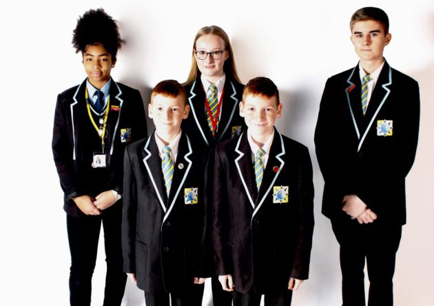 WESSEX NEWS AGENCY Jim Hardy email news@britishnews.co.uk mobile 07501 221880 STORY CATCHLINE: EDUCATION Hundreds of parents were fuming today after a school banned skirts and skinny trousers halfway through the academic year. Clacton Coastal Academy shows how it wants its pupils to look