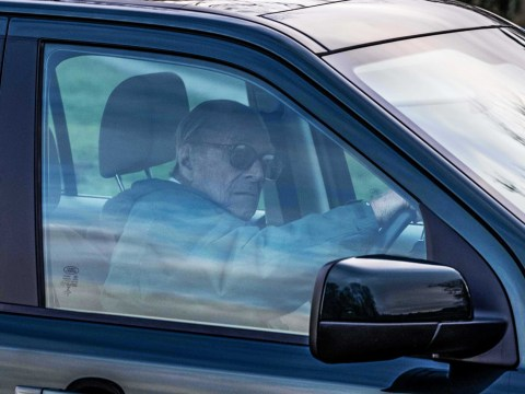 Prince Philip, 97, back driving without seatbelt less than 48 hours after crash