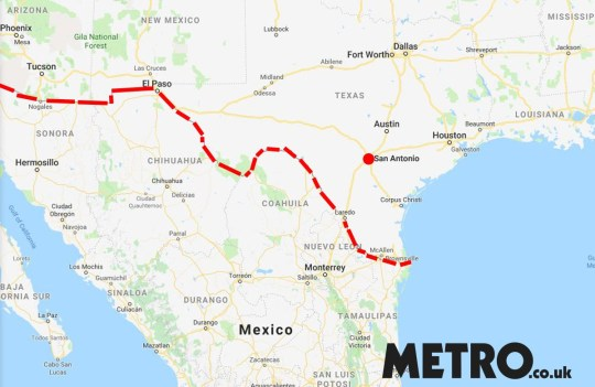 Trump doesnt know where San Antonio is
