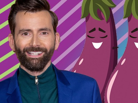 David Tennant is mortified as he discovers real meaning behind aubergine emoji