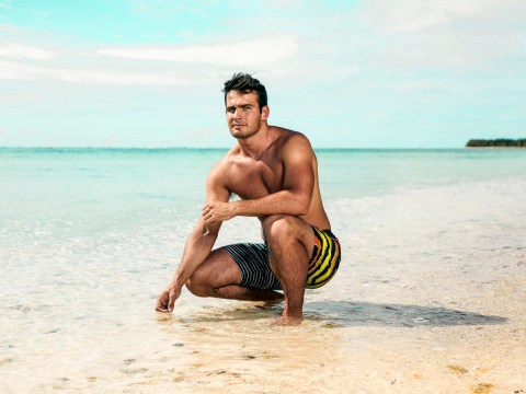 Meet Shipwrecked castaway Tom – a trainee Marine with a thirst for adventure