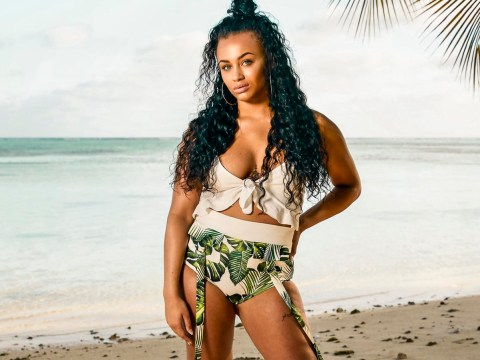 Shipwrecked's Liv just soiled herself on TV and viewers don't know whether to laugh or cry