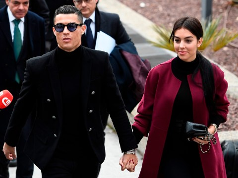 Cristiano Ronaldo hasn't proposed to Georgina Rodriguez yet because they're just too busy