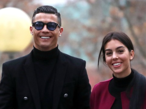Georgina Rodriguez supports Cristiano Ronaldo as he faces trial for '£5.3 million tax fraud'