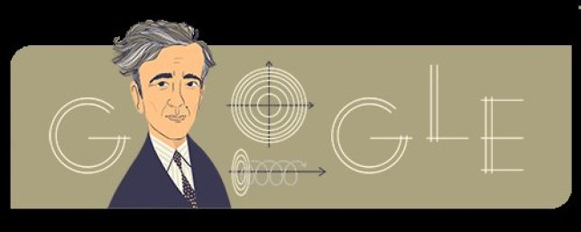 Who was Lev Lendau and why is he today's Google Doodle? Credit: Google