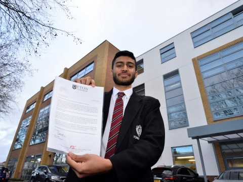 Schoolboy from council estate slammed by trolls for accepting scholarship to Eton