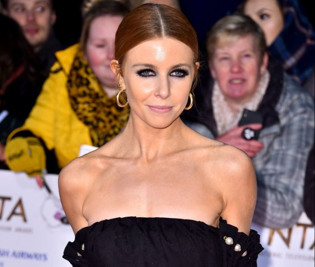 Stacey Dooley attending the National Television Awards 2019 held at the O2 Arena, London. PRESS ASSOCIATION PHOTO. Picture date: Tuesday January 22, 2019. See PA story SHOWBIZ NTAs. Photo credit should read: Matt Crossick/PA Wire