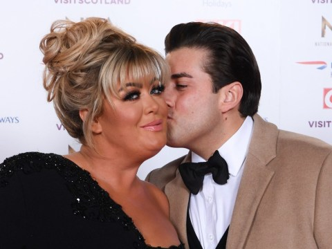 Gemma Collins makes baby plans with James Argent now she's left Dancing On Ice